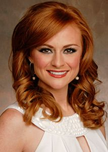 Miss Alabama 2012 Anna Laura Bryan. Education: Decatur High School, Samford University. Platform Issue: P.A.W.S. for Autism: People and Animals Working Side-by-side. Scholastic Ambition: To attend graduate school in the design field. Talent: Classical Vocal. Full Bio: http://ow.ly/eqQ8q