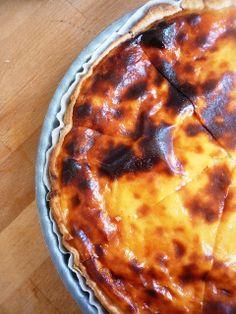 petiscosemiminhos: {Halloween}tarte de ricotta e abóbora/ Pumpkin and ricotta pie
