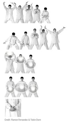 Qigong: visualizing the creation of an energy ball and bringing into your dantien, or abdomen