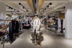 Fashion house Ranck, Sulingen (Germany) #fashion #retail #lighting #led #beleuchtung #licht