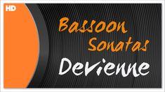 Devienne Bassoon Sonatas    Classical Music HD