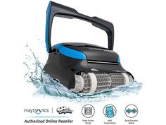 Best Robotic Pool Cleaner, Pool Vacuum Cleaner, Vacuum Cleaners, Cyber Monday, Cleaning Above Ground Pool, Best Pool Vacuum, Buy A Pool, Ps Plus, Black Ceiling Fan