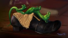 Let sleeping dragons lie by *Hagge on deviantART