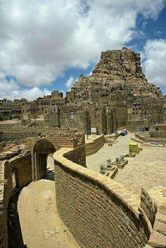 Village in Yemen