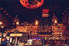 steampunk bar - Google 検索
