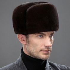 Men s Fur Russian-Style Hat  8cc83cfcd3fc