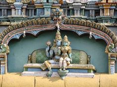 Varaha the Boar, the Third Incarnation of Vishnu. Lord Vishnu, Hindu Deities, Buddha, Third, Spirituality, Statues, Sculptures, Human Values, Monuments