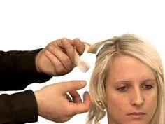 How To Curl Thin Hair via DailyMotion. #thinhair #finehair #hair #hairtips #tips