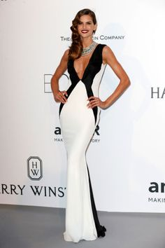 The best dressed celebrities at the amFAR Gala in Cannes: Izabel Goulart