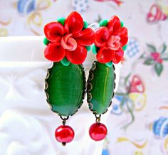 flowers.. even in wintertime.... by Karina Schröder on Etsy