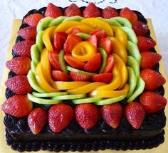 Fruit tray design                                                                                                                                                                                 Mais