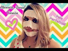 Melhor máscara facial caseira! Acabe com rugas, cravos, poros e espinhas! - usando clara de ovo e uma folha de papel toalha