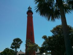 Ponce Inlet Lighthouse 5/18/13
