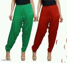 Checkout this latest Patialas Product Name: *Fabulous Women's Patiala Pants Combo (Pack Of 2)* Fabric: Cotton Viscose  Waist Size: XL - 34 in XXL - 36 in  Length: Up To 40 in Type: Stitched Description: It Has 2 Pieces Of Women's Patiala Pants Pattern: Solid Country of Origin: India Easy Returns Available In Case Of Any Issue   Catalog Rating: ★4 (1062)  Catalog Name: Sana Fabulous Women's Patiala Pants Combo Vol 8 With CatalogID_813672 C74-SC1018 Code: 853-5455607-168