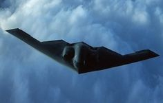 B2 Stealth Bomber. Coolest aircraft I've seen...wanna see it? Come visit me at Whiteman!