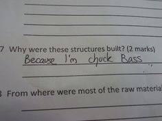 I would totally give points for this answer.