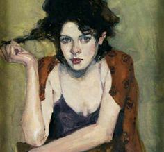 Malcolm Liepke 1953   American Figurative painter