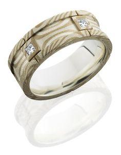 MOKUME  + DIAMONDS