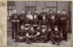 Royal Scots, Cabinet Card