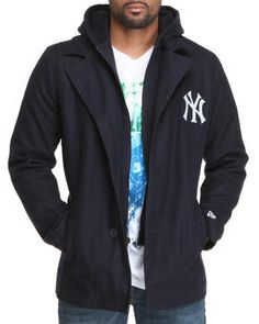 NEW YORK YANKEES NEW ERA PEACOAT (DRJAYS.COM EXCLUSIVE) by New Era