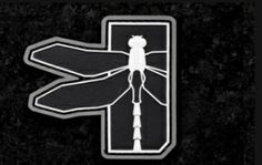 Haley Strategic Logo | Haley Strategic - Dragonfly Logo Patch