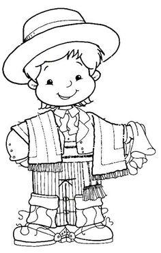 Resultado de imagen para fiesta de la tirana para colorear Folklore, Coloring Pages, Snoopy, Mexican, Fictional Characters, Esl, School, Google, Draw