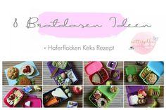 Bento Boxen für Kindergarten, Schule usw.