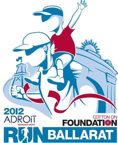 Run Ballarat - Fun Run for  Charity! Michael and I will be doing the 6km run - 21st October 2012