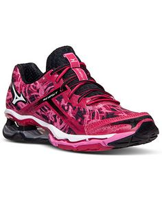 I love to wear Nikes but I ONLY run in Mizuno! Women's Wave Creation 15 Running Sneakers from Finish Line