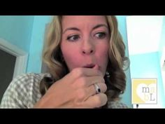 How I brush my teeth with essential oils, with video tutorial.