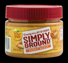 Loving the Peter Pan Simply Grounnd Honey Roast Peanut Butter! I love to enjoy it with pretzels and even by itself! Heres a coupon link: http://www.peterpanpb.com/coupon  @Peter_PanPB  @Influenster   #SnackWithSimply #gotitfree