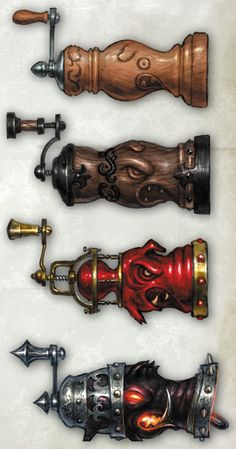 Pepper Grinder - American McGee's Alice Wiki - Madness Returns!