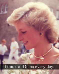 """royal-confessions:  """" (Post by Varya)  """"I think of Diana every day."""" - Submitted by Anonymous  """""""