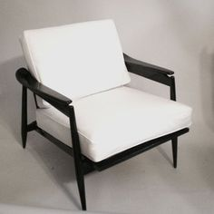Mid Century Lounger now featured on Fab.