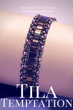 Tila Temptation Bracelet Tutorial