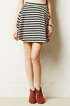 striped skirt #anthropologie #anthrofave