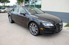 New 2013 Audi A7 Premium Plus For Sale | Dallas TX $67,855