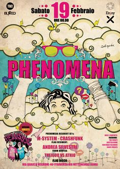 PHENOMENA 2nd EVENT