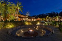 Sunken Gardens And Backyards Blend Privacy And Closeness To Nature