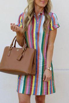 Details: Material: Polyester Style: Fashion Pattern Type: Striped Sleeve Style: Regular sleeve Sleeve Length: Short Sleeve Neckline: V Neck Dresses Length: Mini Silhouette: Waist skirt SIZE(IN) US Sleeve Length Bust Waist Length S M L XL 14 Casual Dresses, Fashion Dresses, Short Sleeve Dresses, Summer Dresses, Sleeveless Dresses, Women's Dresses, Mini Dresses, Short Sleeves, Fitted Dresses
