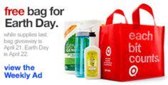 2013 Earth Day Freebie Roundup