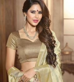 #Vyomini - #FashionForTheBeautifulIndianGirl #MakeInIndia #OnlineShopping #Discounts #Women #Style #EthnicWear #OOTD #Saree Click here to buy, only Rs 1367/, get Rs 290/ #CashBack  ☎+91-9810188757 / +91-9811438585Vyomini Boutique