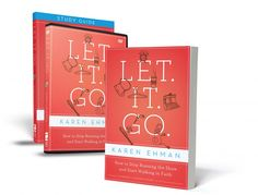 Let it Go By Karen Ehman is one of the BEST books I have read. As a control freak type person, this one was made just for me.