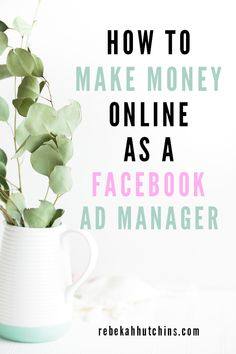 Are you looking for a new way of earning an additional income? You should consider affiliate marketing. Keep reading to learn more about affiliate marketing strategies. You will not be successful unless you join a reliable affiliat Facebook Ads Manager, Facebook Marketing, Affiliate Marketing, Media Marketing, Business Marketing, Make Money Blogging, Make Money From Home, Way To Make Money, Saving Money