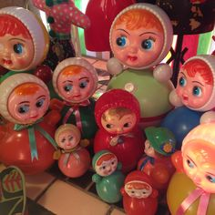 ECO Roly-Poly Doll With Musical Mechanism Traditional Russian Handmade