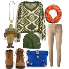 Oaken outfit from Frozen. This is the only outfit I've seen off of Oaken!