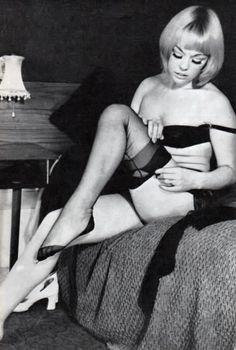 cuck vintage lingerie fetish