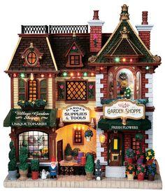 Lemax Santa's Cabin | Christmas elf, Cabin christmas and Cabin