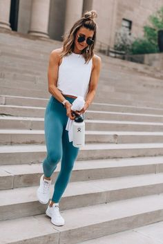 Our Favorite Active Trends for can find Workout outfits and more on our website.Our Favorite Active Trends for 2020 Workout Outfits For Women, Yoga Outfits, Cute Workout Outfits, Fitness Outfits, Workout Attire, Workout Wear, Workout Pants, Sport Outfits, Fitness Clothing