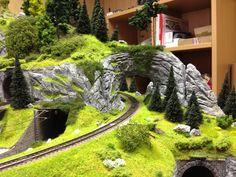 Ho Scale Train Layout, Ho Scale Trains, Model Train Layouts, Model Trains, Modeling, Model Building, Modeling Photography, Models